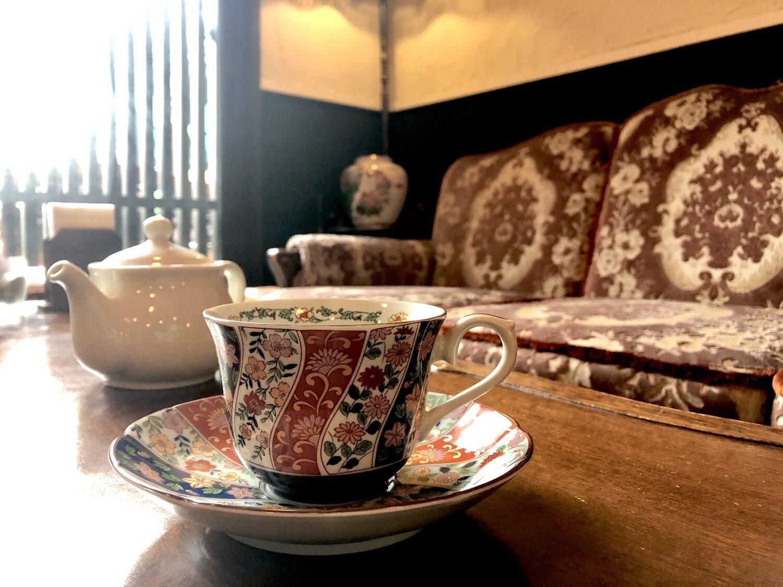 青龍kibakoカフェ