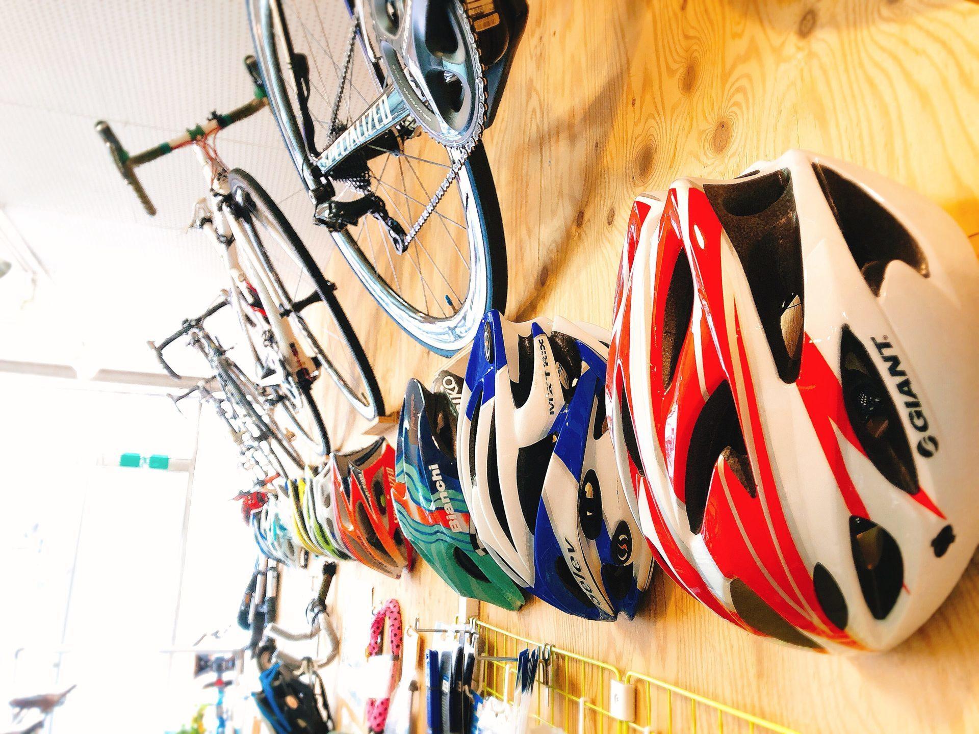 サイクルハーバーヘルメット