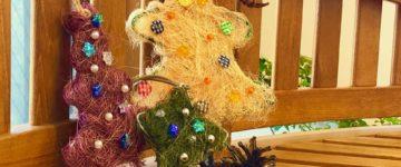 クリスマスの準備をしよう