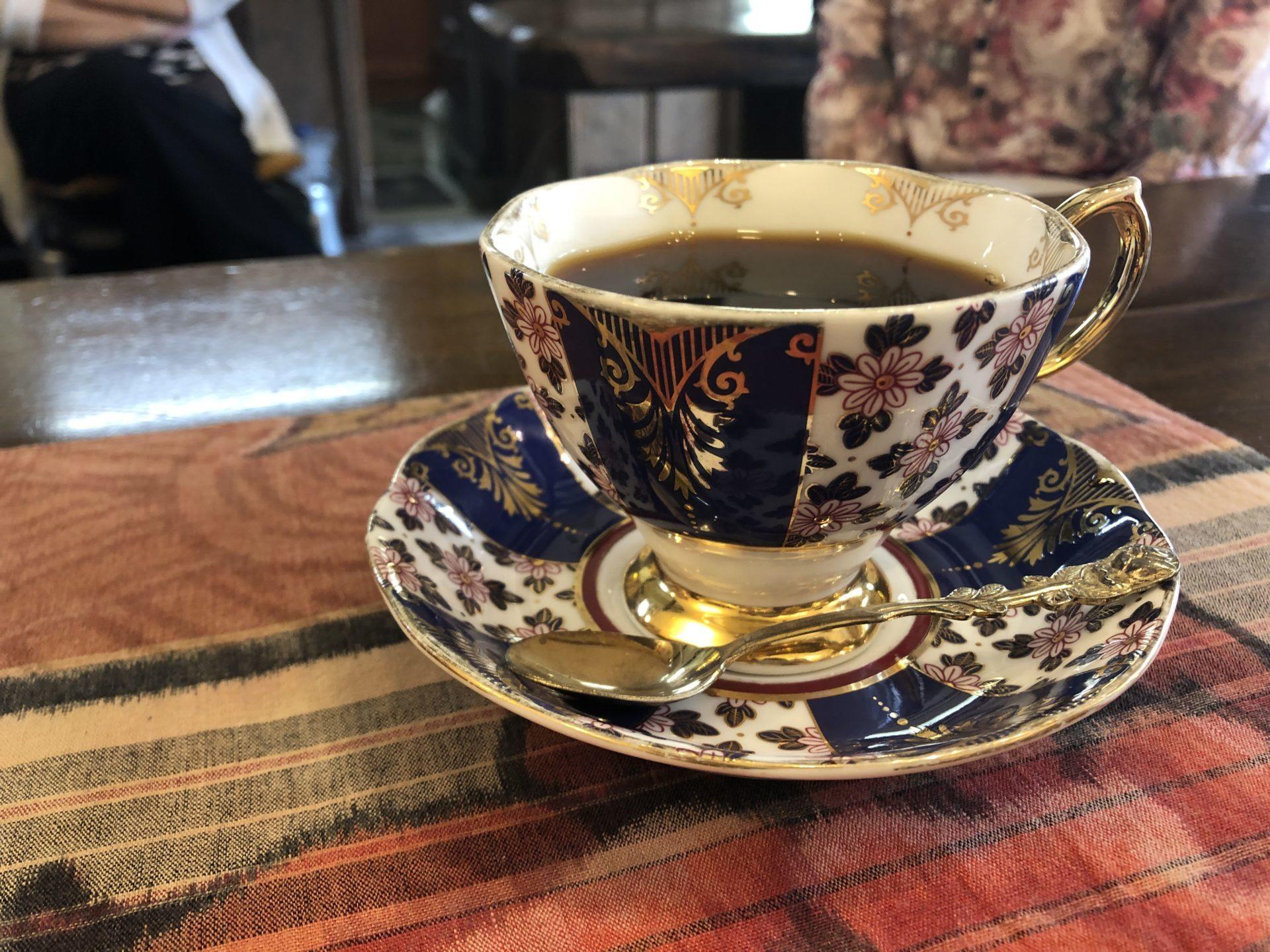 ウェッヂウッドのカップ