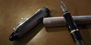 ペンと筆のレッスン室 inアトリエKiki