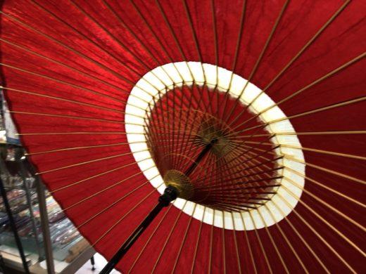 江戸時代から続く傘の専門店「ホテイヤ傘店」