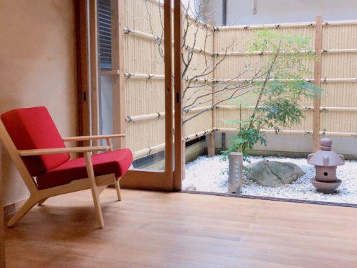 中庭に癒されるリノベ民泊古民家「青梅時間・宿」