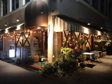 レストラン トスカーナ(青梅市河辺町)