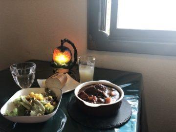 レストランbee(青梅市東青梅)