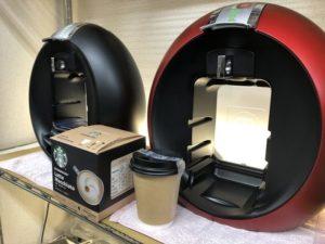 夢の図書館コーヒー