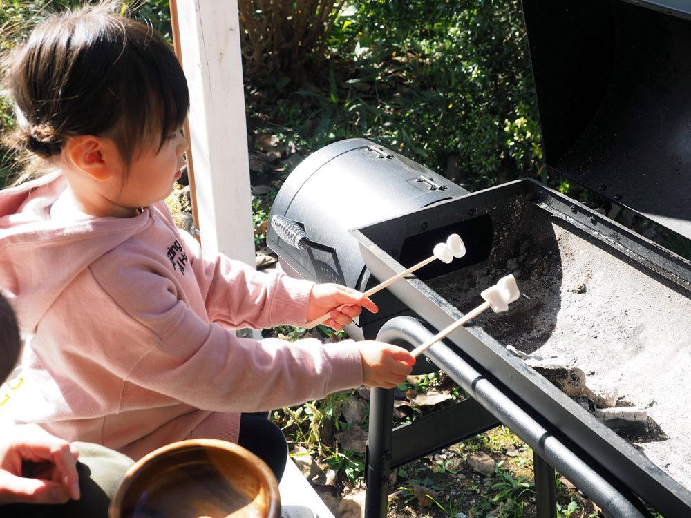 アトリエ Kiki 焼きマシュマロ