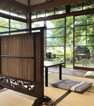 里山の大人の隠れ家「沢井マウンテンカフェ」