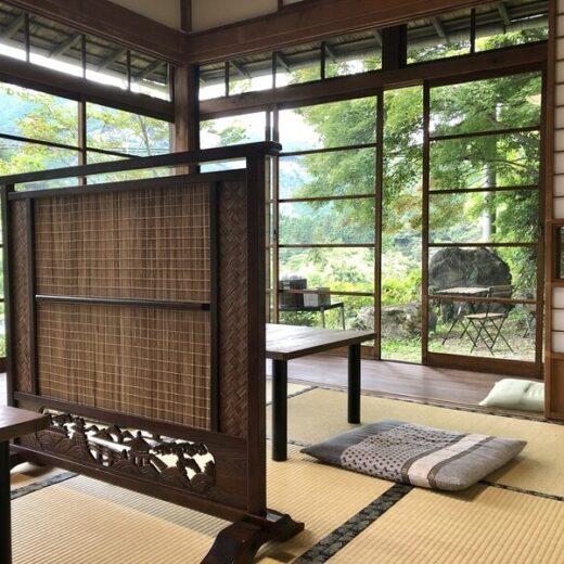 沢井マウンテンカフェ和室